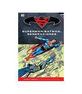 Colección Batman y Superman 54: Batman/Superman: Generaciones (Parte 2)