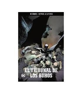 Colección Batman, La Leyenda 04: El Tribunal De Los Búhos