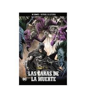 Colección Batman, La Leyenda 06: Las Caras De La Muerte