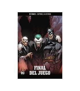 Colección Batman, La Leyenda 10: Final del Juego