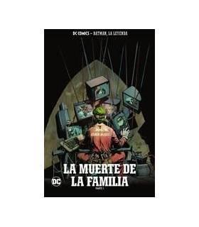 Colección Batman, La Leyenda 23: La Muerte De La Familia (Parte 1)