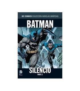Colección Novelas Gráficas DC 02 Batman: Silencio Parte 2