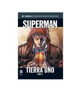 Colección Novelas Gráficas DC 03: Superman Tierra Uno Parte 1