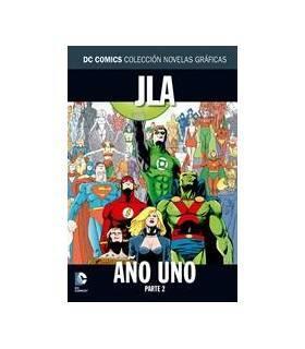 Colección Novelas Gráficas DC 11: Jla: Año Uno Parte 2