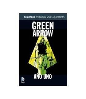Colección Novelas Gráficas DC 15: Green Arrow: Año Uno