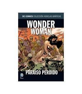 Colección Novelas Gráficas DC 21: Wonder Woman: Paraíso Perdido