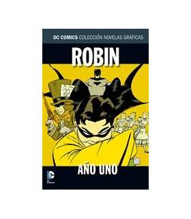 Colección Novelas Gráficas DC 23: Robin: Año Uno