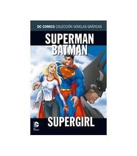 Colección Novelas Gráficas DC 24: Superman/Batman: Supergirl