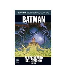 Colección Novelas Gráficas DC 28: Batman: El Nacimiento Del Demonio Parte 2