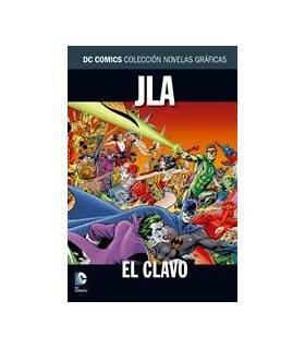 Colección Novelas Gráficas DC 30: Jla: El Clavo