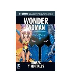 Colección Novelas Gráficas DC 34: Wonder Woman: Dioses y Mortales