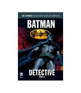 Colección Novelas Gráficas DC 35: Batman: Detective Parte 1