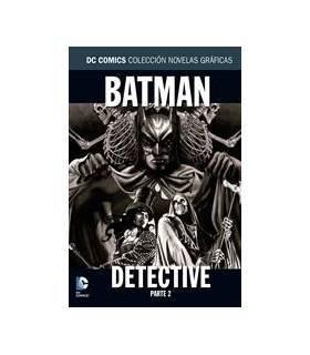 Colección Novelas Gráficas DC 36: Batman: Detective Parte 2