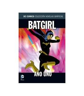 Colección Novelas Gráficas DC 37: Batgirl: Año Uno