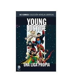 Colección Novelas Gráficas DC 38: Young Justice: Una Liga Propia