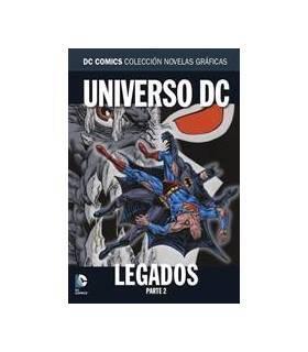 Colección Novelas Gráficas DC 46: Legados Del Universo Dc Parte 2