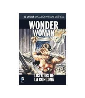 Colección Novelas Gráficas DC 47: Wonder Woman: Los Ojos De La Gorgona