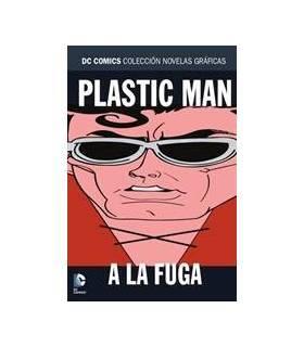 Colección Novelas Gráficas DC 51: Plastic Man: A La Fuga