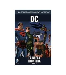 Colección Novelas Gráficas DC 58: Jla: La Nueva Frontera Parte 2
