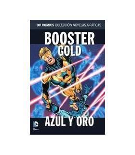 Colección Novelas Gráficas DC 67: Booster Gold: Azul y Oro