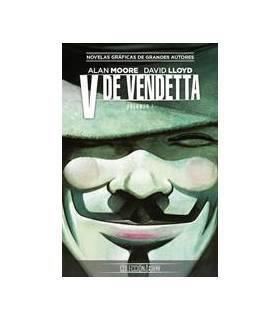 Colección Vertigo 01: V De Vendetta (Parte 1)