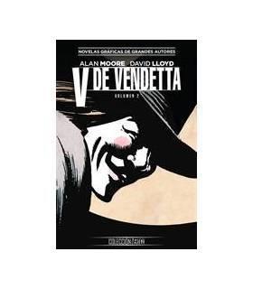Colección Vertigo 03: V De Vendetta 2