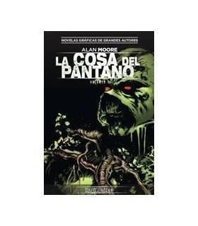 Colección Vertigo 30: La Cosa Del Pantano De Alan Moore 2
