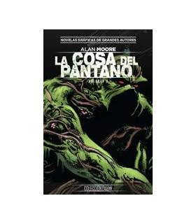 Colección Vertigo 42: La Cosa Del Pantano De Alan Moore 3