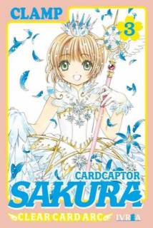 Cardcaptor Sakura Clear Card Arc 03 (Ivrea Argentina)