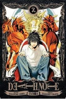 Death Note 02 (Ivrea Argentina)