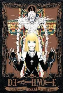 Death Note 04 (Ivrea Argentina)