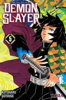 Demon Slayer 5 (Kimetsu No Yaiba)