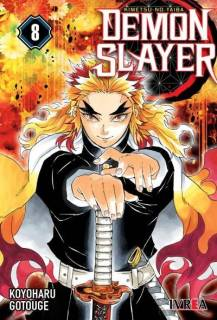 Demon Slayer 8 (Kimetsu No Yaiba)