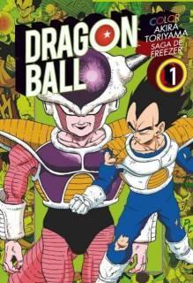 Dragon Ball Color Saga Freezer 01