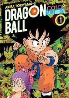 Dragon Ball Color Saga Origen 01