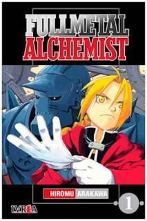 Fullmetal Alchemist 01 (Ivrea Argentina)
