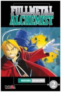 Fullmetal Alchemist 02 (Ivrea Argentina)