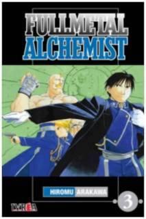 Fullmetal Alchemist 03 (Ivrea Argentina)