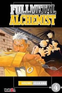 Fullmetal Alchemist 04 (Ivrea Argentina)