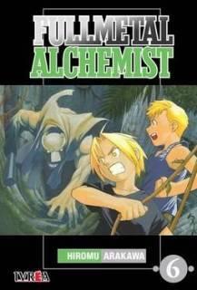 Fullmetal Alchemist 06 (Ivrea Argentina)