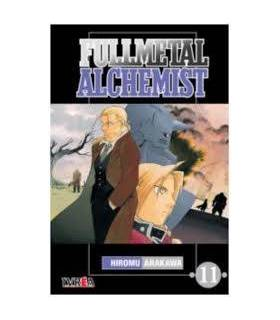 Fullmetal Alchemist 11 (Ivrea Argentina)