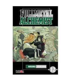 Fullmetal Alchemist 12 (Ivrea Argentina)