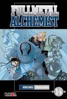 Fullmetal Alchemist 14 (Ivrea Argentina)