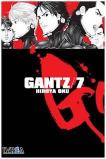 Gantz 07 (Ivrea Argentina)