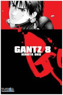 Gantz 08 (Ivrea Argentina)