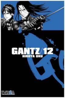 Gantz 12 (Ivrea Argentina)