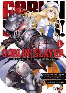 Goblin Slayer (Manga) 01 (Ivrea Argentina)