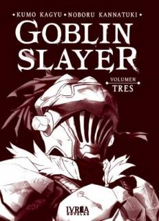 Goblin Slayer (Novela) 03 (Ivrea Argentina)