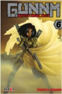 Gunnm (Battle Angel Alita) 06 (Ivrea Argentina)