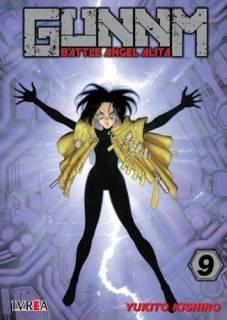 Gunnm (Battle Angel Alita) 09 (Ivrea Argentina)